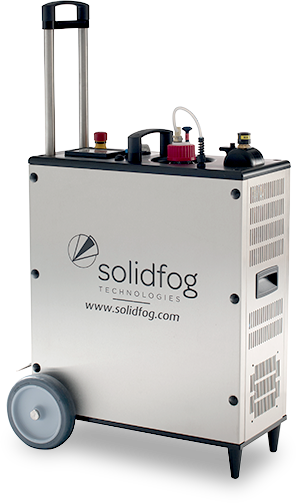 Solidfog, above all, is a technological company